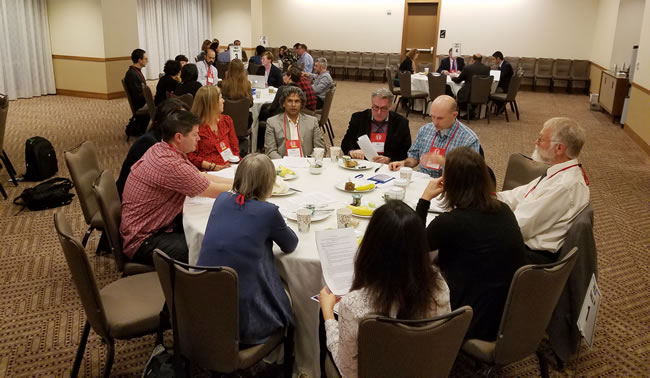 CCAS E-News - Meeting Review - Morning Sessions